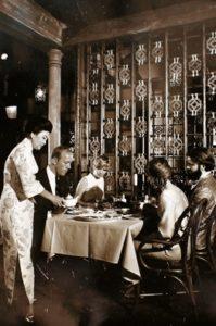 Cecilia Chiang at The Mandarin in 1977