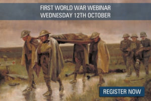 First World War Webinar