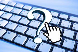 keyboard-question-mark