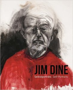 I Never Look Away : Jim Dine - Selbstporträts = self-portraits