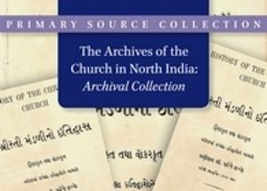 Archives of the Church in North India