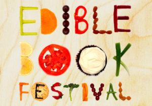 Edible Book Fesitval Logo