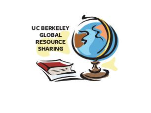 UC Berkeley Global Resource Sharing