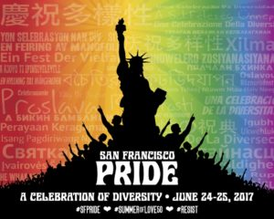 SF Pride - June 24-25, 2017