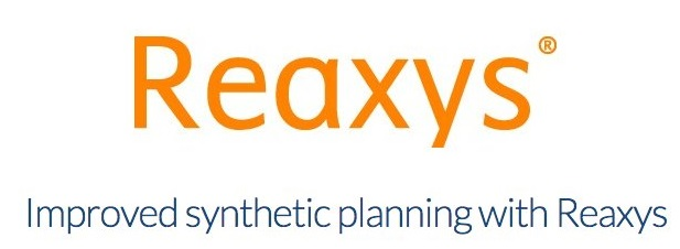 Logo for Reaxys Database