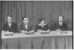 panel of commentators