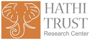 HathiTrust Research Center