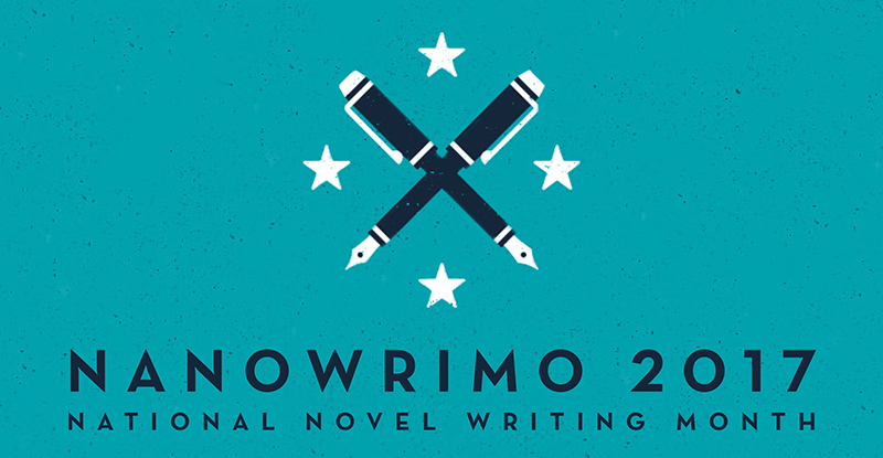 National Novel Writing Month 2017
