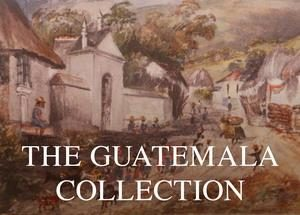 picture of house, overlaid with The Guatemala Collection