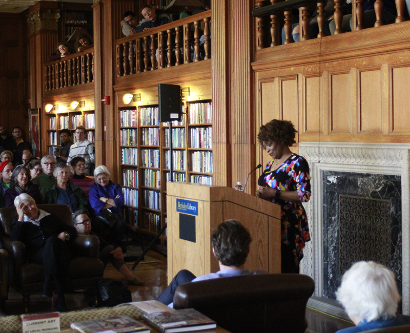 U.S. Poet Laureate winner Rita Dove