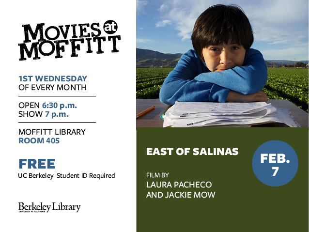 East of Salinas movie poster