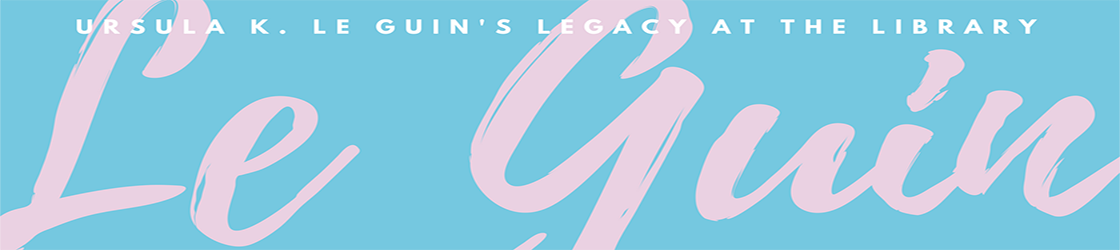 :e Guin's Legacy At The Library