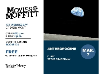Flier for Movies at Moffitt