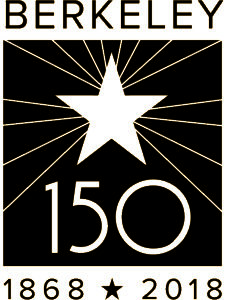 Berkeley 150_Logo
