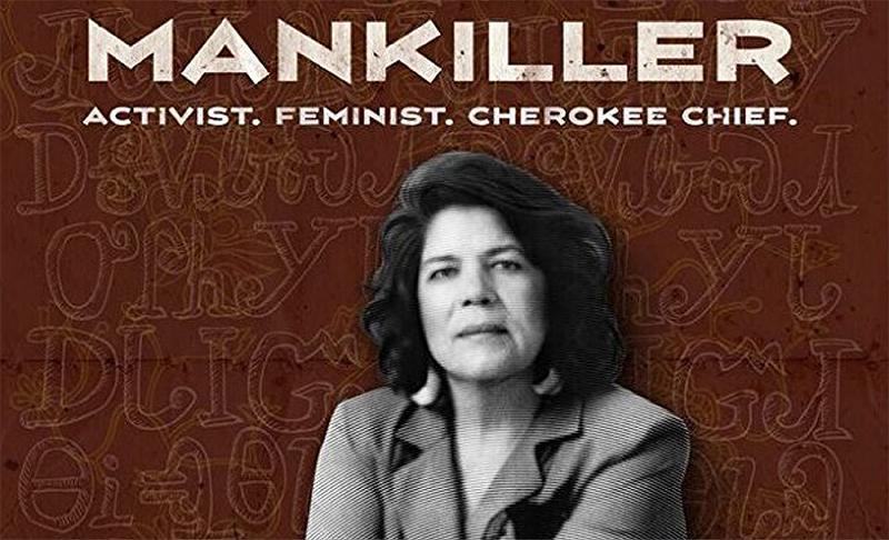 Mankiller movie poster
