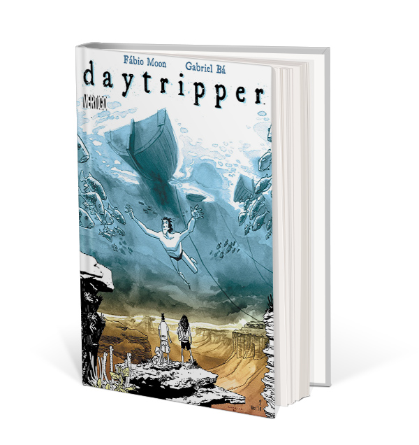 Daytripper book cover
