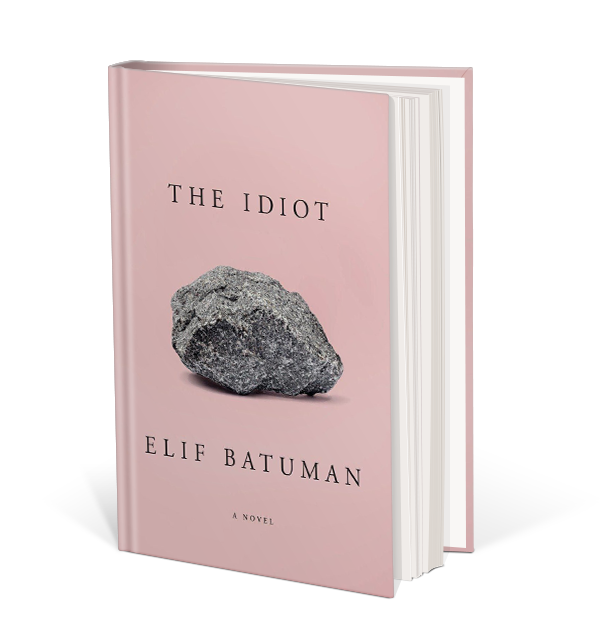 The Idiot book cover