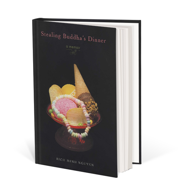 Stealing Buddha's Dinner book cover