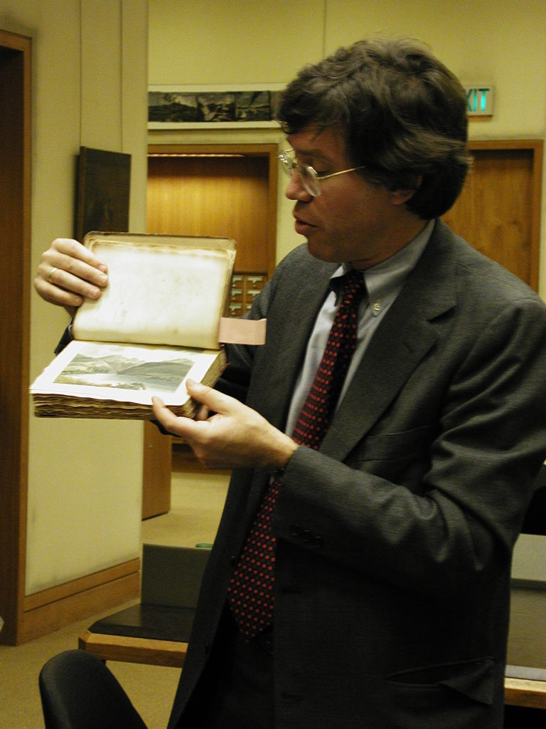 Bill Reese, February 2001