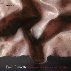 Emil Cimiotti : denn was innen, das ist aussen