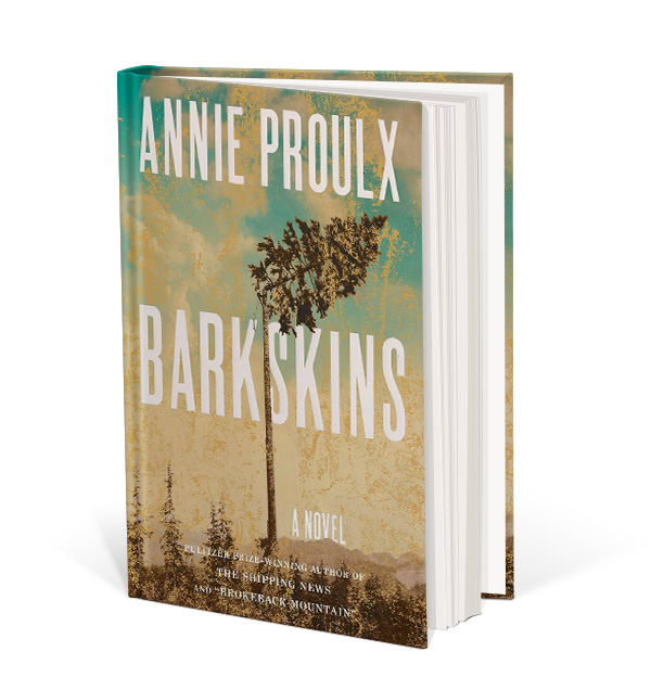 Barkskins book cover