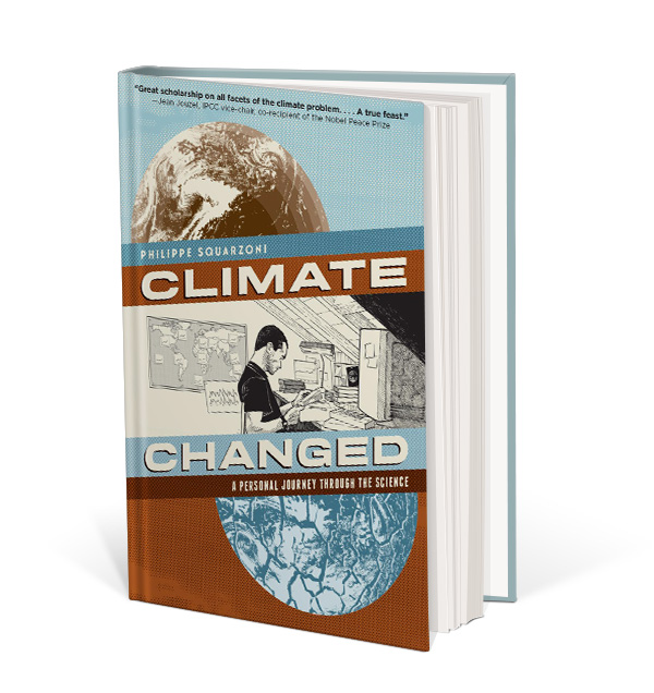 Climate Changed book cover