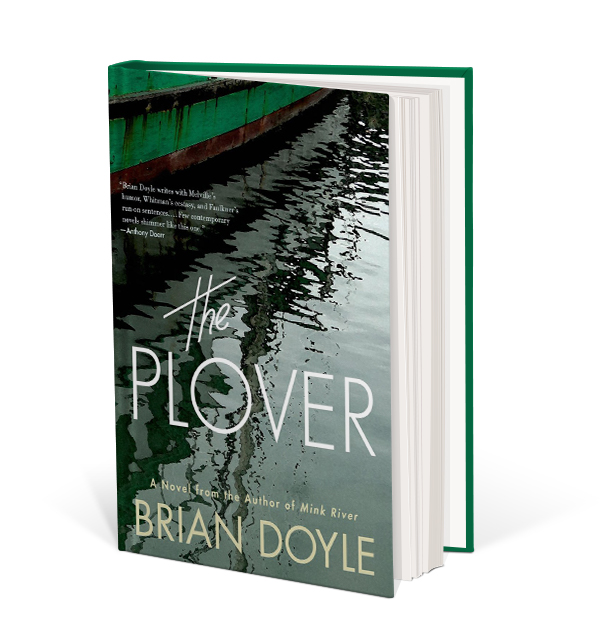 The Plover book cover