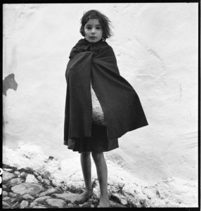 Oropesa, Spain circa 1941.