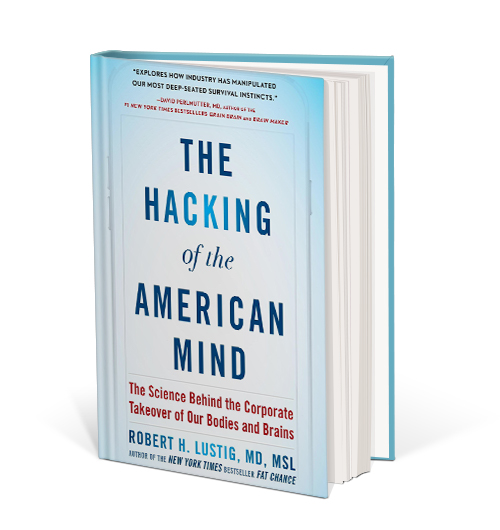 The Hacking of the American Mind book cover