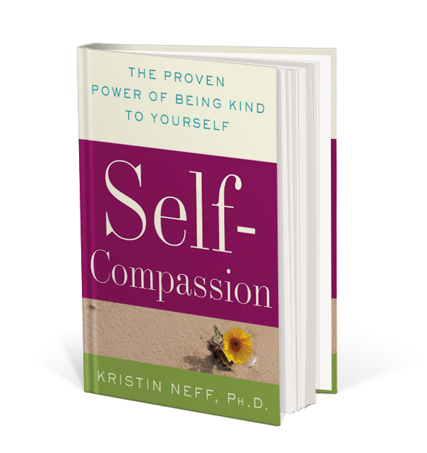 Self-compassion book cover