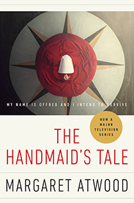 The Handmaid's Tale by Margaret Atwood cover