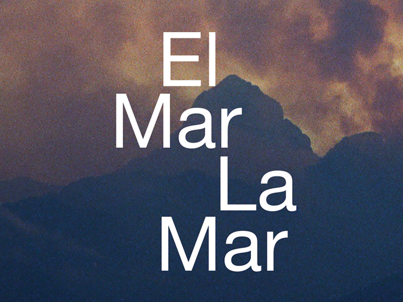 El Mar La Mar movie poster