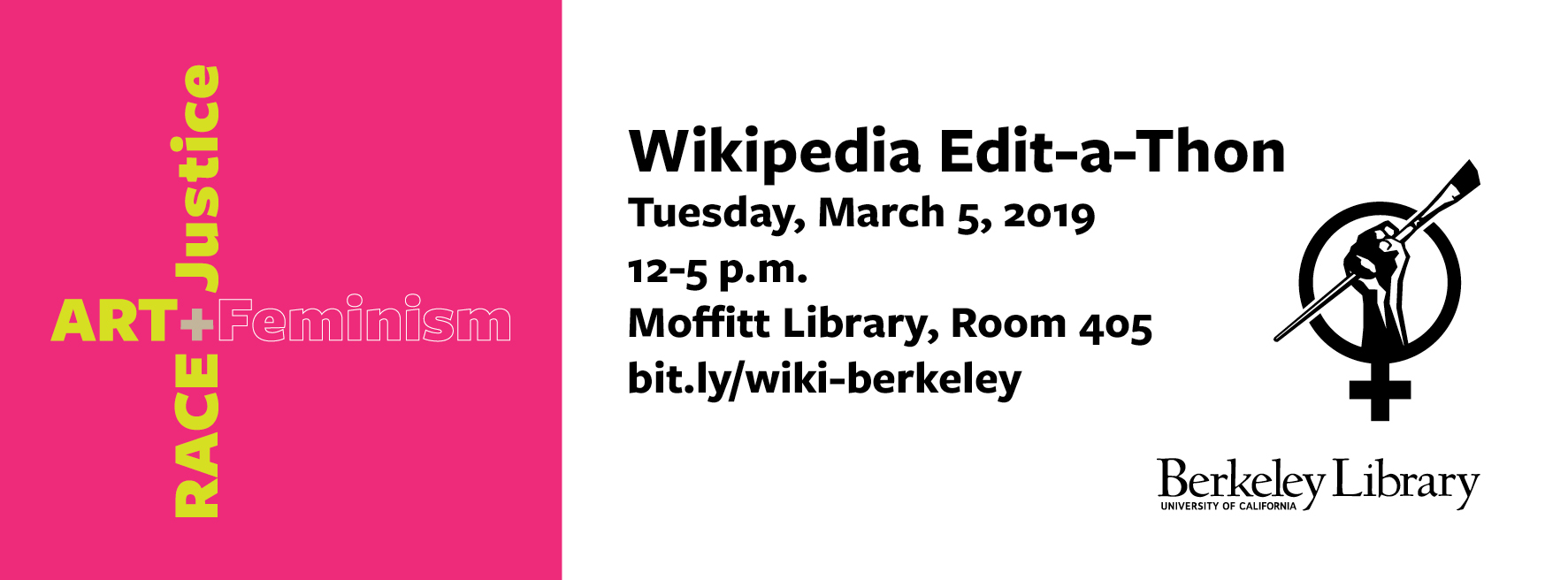 Library Wikimedia Poster