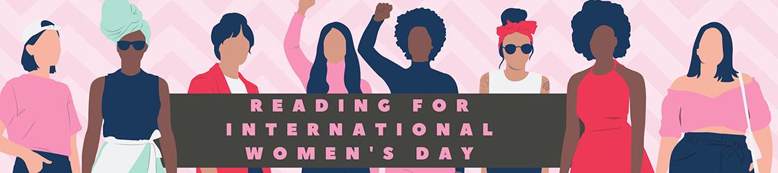 Reading for international women's day