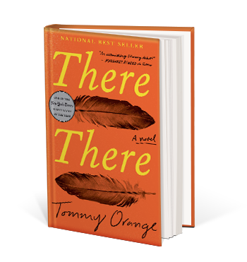 Book cover of There There