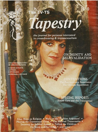 Cover of Tapestry magazine