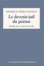 Le devenir-juif du poème Double envoi : Celan et Derrida