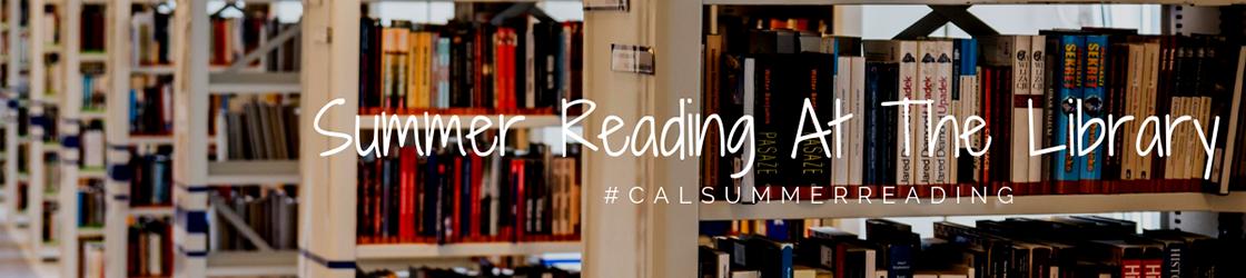 summer reading list cover