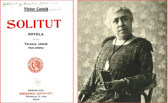 Solitut by Víctor Català