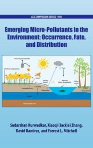 book cover image for Emerging Micro-Pollutants in the Environment: occurrence, fate, and distribution