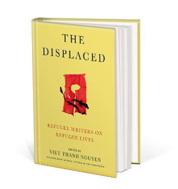 Book cover for The Displaced