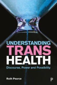 book cover image for Understanding Trans Health: Discourse, power and possibility