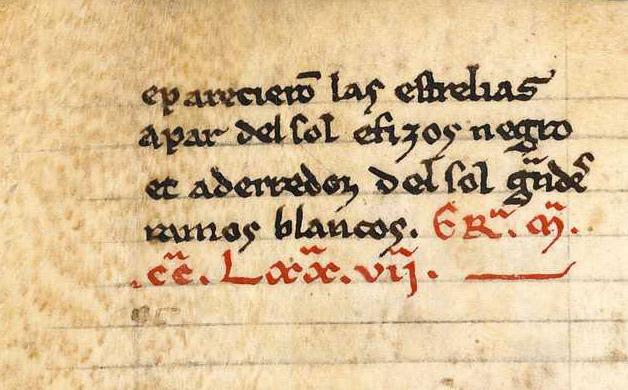 Den Arnamagnæanske håndskriftsamling MS AM 805 4to, f. 104va