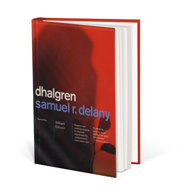 Book cover for Dhalgren