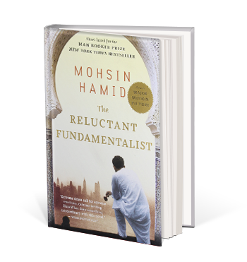 Book cover of The Reluctant Fundamentalist
