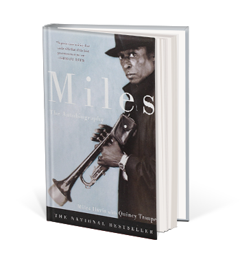 Book cover for Miles: The Autobiography