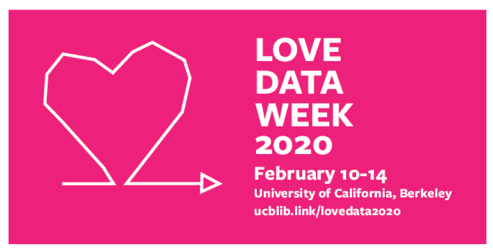 Love Data Week 2020