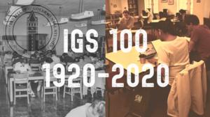 igs 100 1920-2020