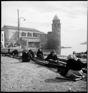 Collioure, France circa 1945. BANC PIC 1982.111 series 6, NNEG box 95, item 77