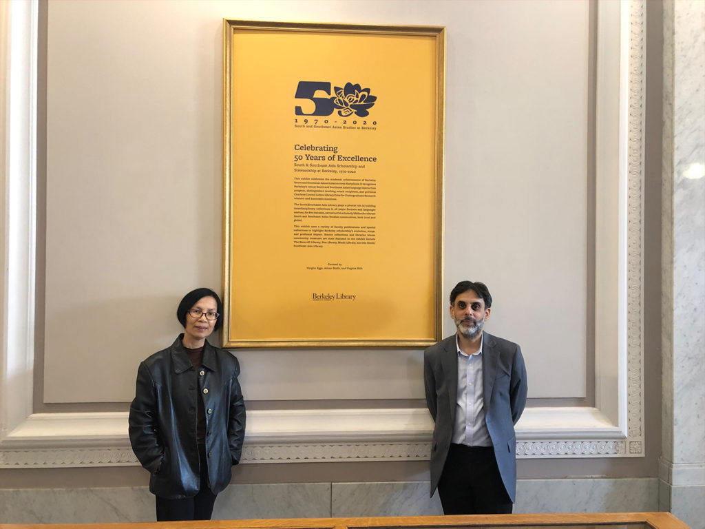 Photo of curators for South and Southeast Asia